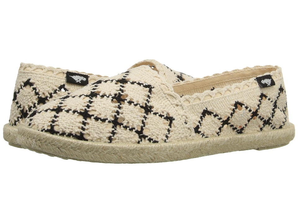 Rocket Dog Acosta Natural Mariposa Womens Slip on Shoes
