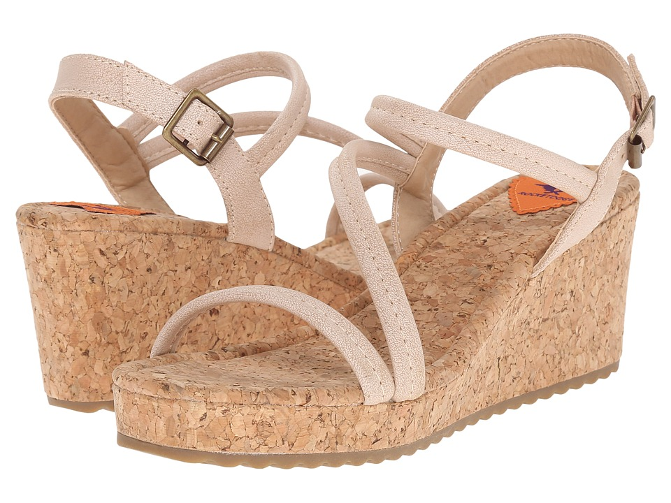 Rocket Dog Eldora Natural Breaker Womens Wedge Shoes