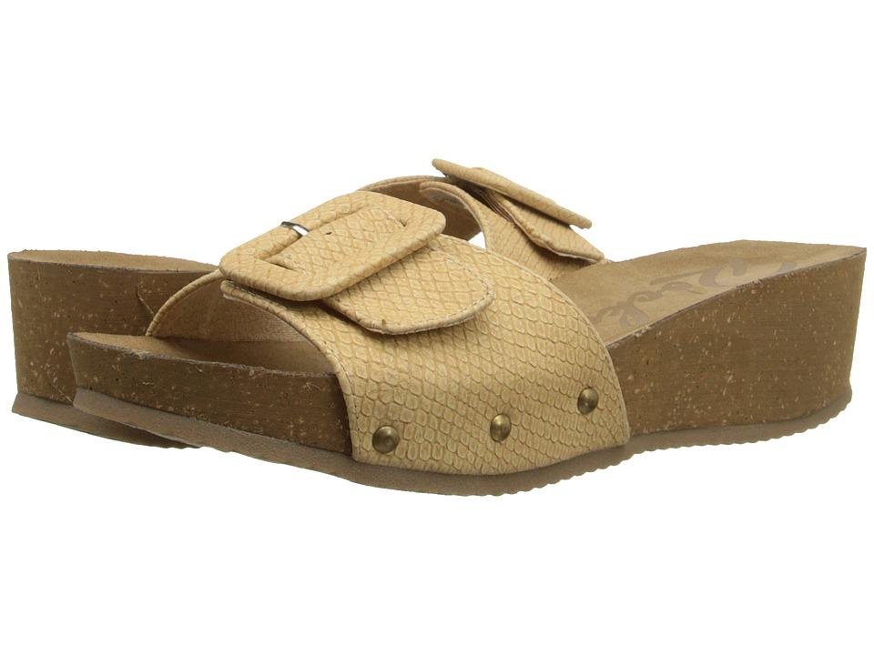Rocket Dog Gosford Natural Snakewood Womens Sandals