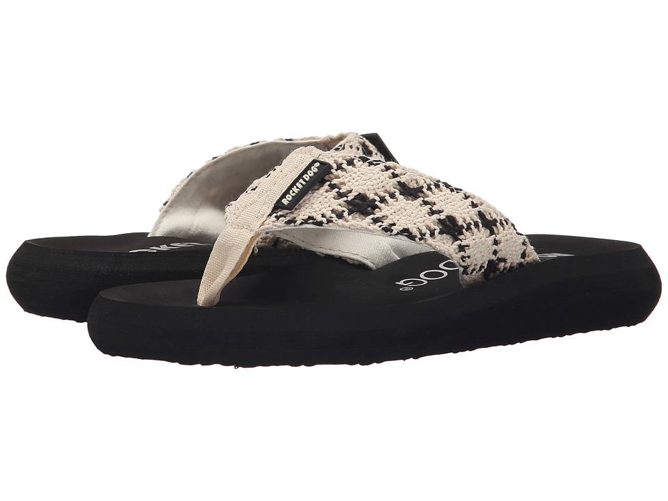 Rocket Dog Spotlight Comfort Natural Mariposa Womens Sandals