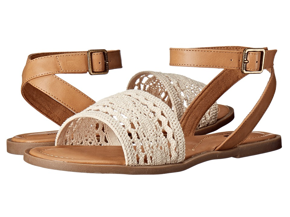 Rocket Dog Arena Natural Rio Crochet Womens Sandals