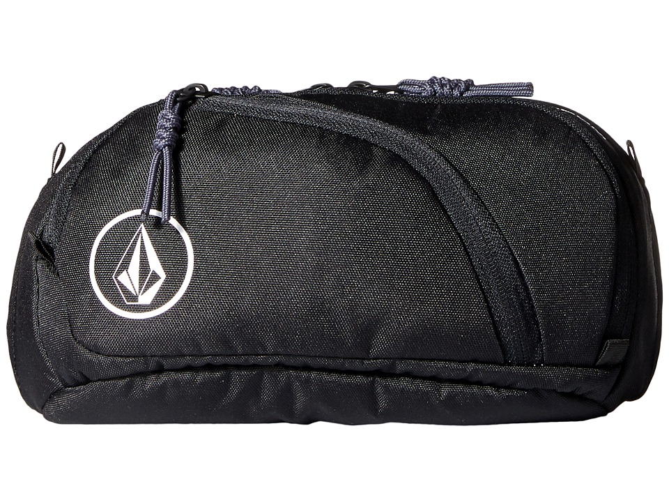 Volcom - Waisted Pack (Black) Backpack Bags