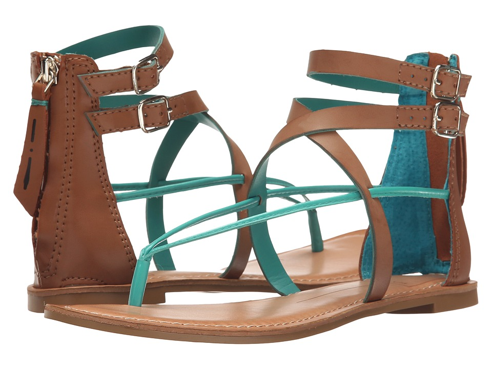 Dolce Vita Darrah Green Stella Womens Shoes
