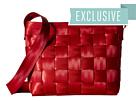 Harveys Seatbelt Bag Little Messenger (Scarlet)