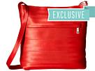 Harveys Seatbelt Bag Streamline Crossbody (Scarlet)