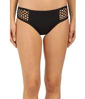 La Blanca - All Meshed Up Hipster Bottom