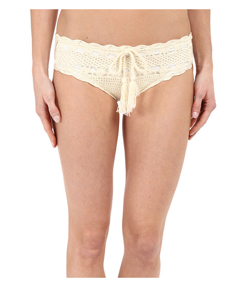 Vitamin A Swimwear Nightbird Cheeky Crochet Bottoms