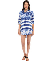 La Blanca - Tangier Shirtdress Cover-Up