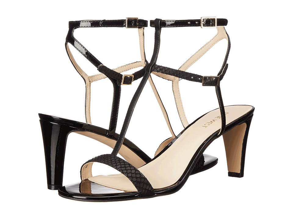 Nine West Dacey3 Black Multi Synthetic Womens Shoes