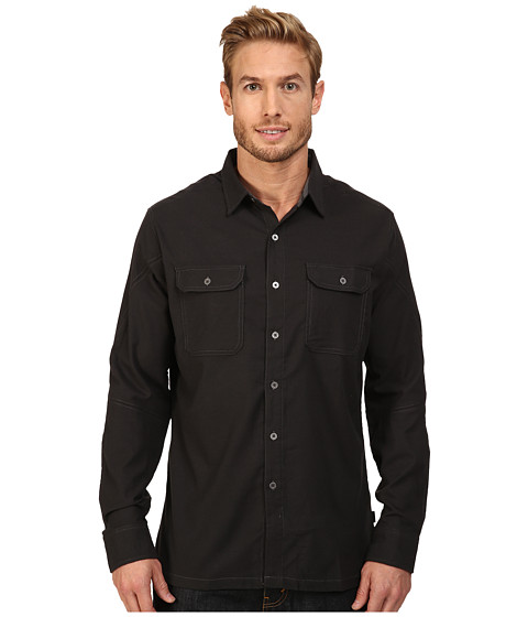 Kuhl Autonomous Long Sleeve Shirt - Raven