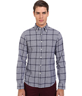 Gant Rugger - R. Melange Dobby Hugger (Fit) Oxford Button Down