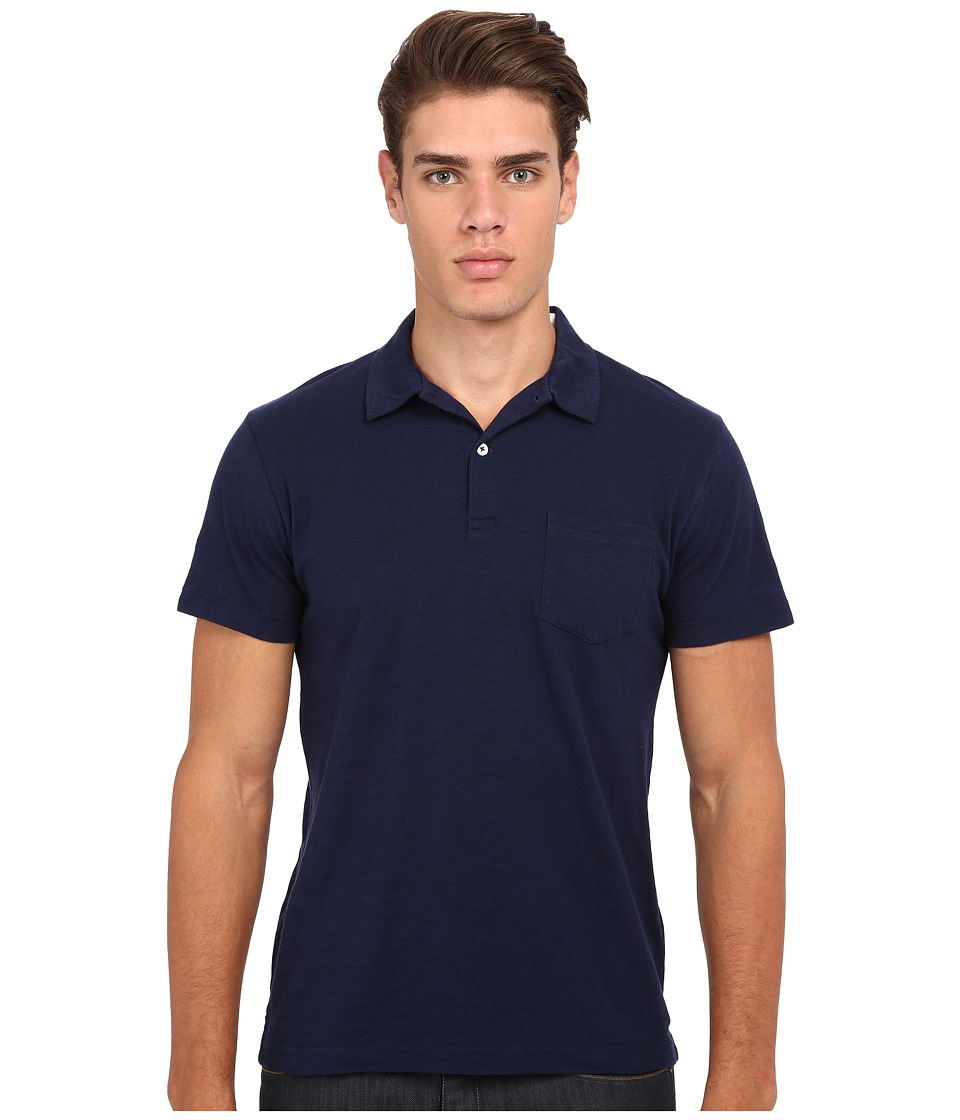 Gant Rugger R. Chestpocket Polo Marine Mens Short Sleeve Pullover