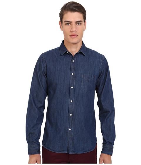 Gant Rugger R. Indigo Denim Town Collar