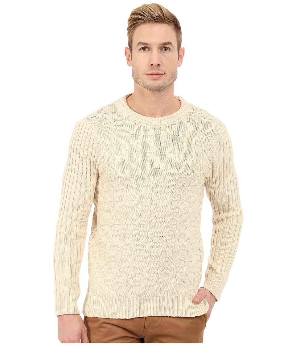 Gant Rugger R. The Chunkster Cream Mens Clothing