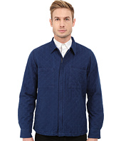 Gant Rugger - R. Indigo Twill Shirt Jacket