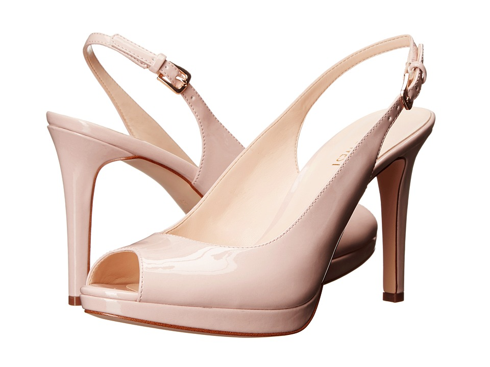 Nine West Emilyna3 Light Natural Synthetic Womens Shoes