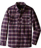 Volcom Kids - Bison Insulated Flannel (Little Kids/Big Kids)