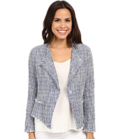 NYDJ - Tweed Fringe Jacket