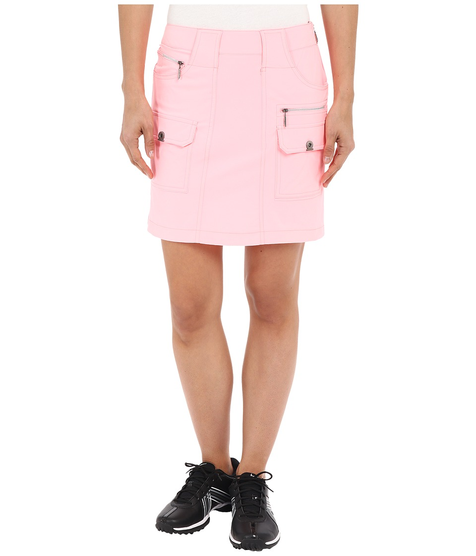 Jamie Sadock Airwear Light Weight 18 in. Skort Doll Face Pink Womens Skort