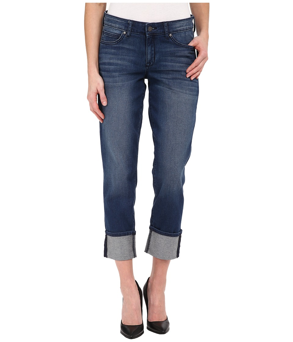 CJ by Cookie Johnson Witness Cuffed Slouchy Jeans in Frank Frank Womens Jeans