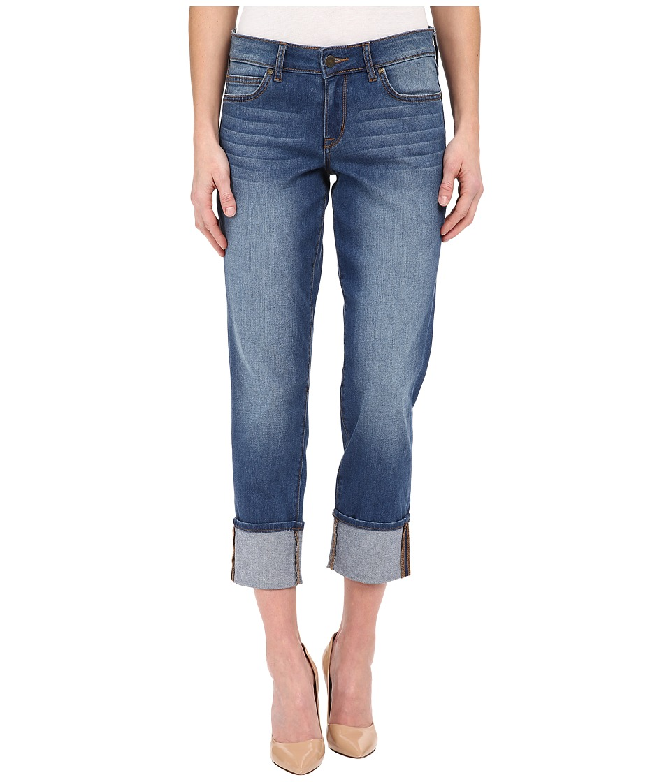 CJ by Cookie Johnson Witness Cuffed Slouchy Jeans in Rose Marie Rose Marie Womens Jeans