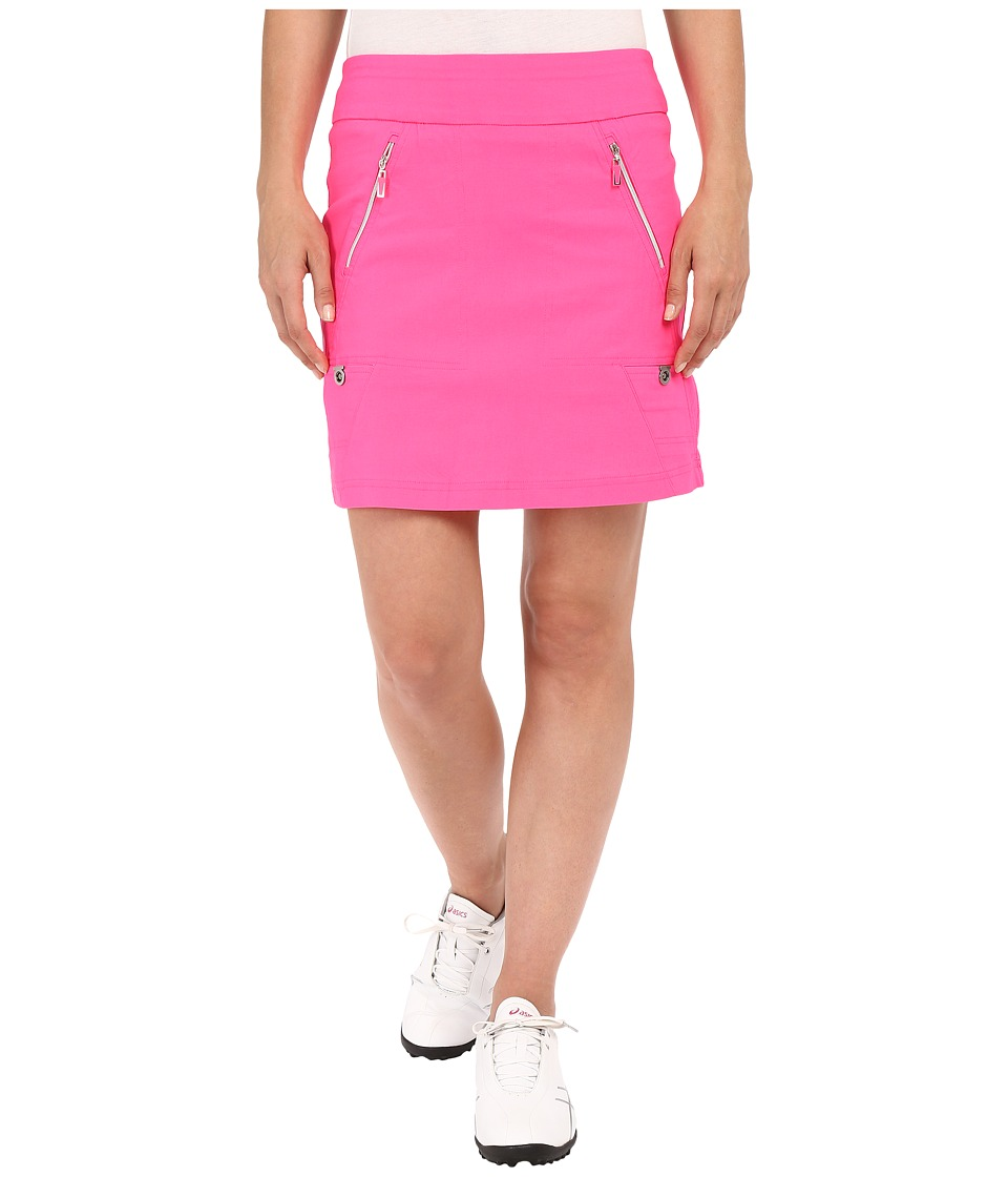 Jamie Sadock Skinnylicious 18 Skort Enchantress Pink Womens Skort
