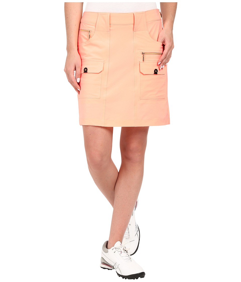 Jamie Sadock Airwear Light Weight 18 in. Skort Contessa Womens Skort