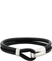 Michael Kors - Leather Hook & Eye Bracelet