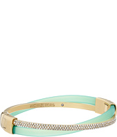 Michael Kors - Pave Crisscross Hinged Bangle