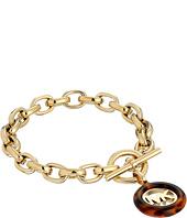 Michael Kors - Fulton Logo Toggle Bracelet