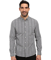 Kenneth Cole Sportswear - Long Sleeve Slim Button Down Collar Besom