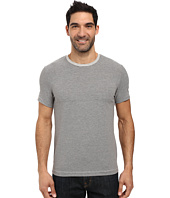 Kenneth Cole Sportswear - Stripe Cotton Tech Tee