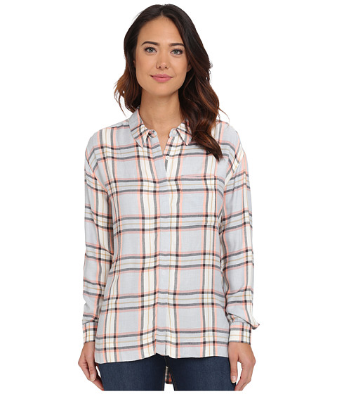 Brigitte Bailey Eddie Plaid Shirt