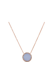 Michael Kors - Disc Pendant Necklace