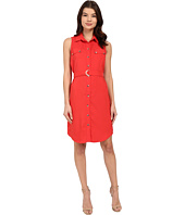 Christin Michaels - Shelia Belted Dress