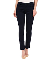 7 For All Mankind - The Ankle Skinny w/ Contour Waistband in Featherweight Rich Blue