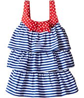 Pumpkin Patch Kids - Stripe Tiered Tank Top (Infant/Toddler/Little Kids)