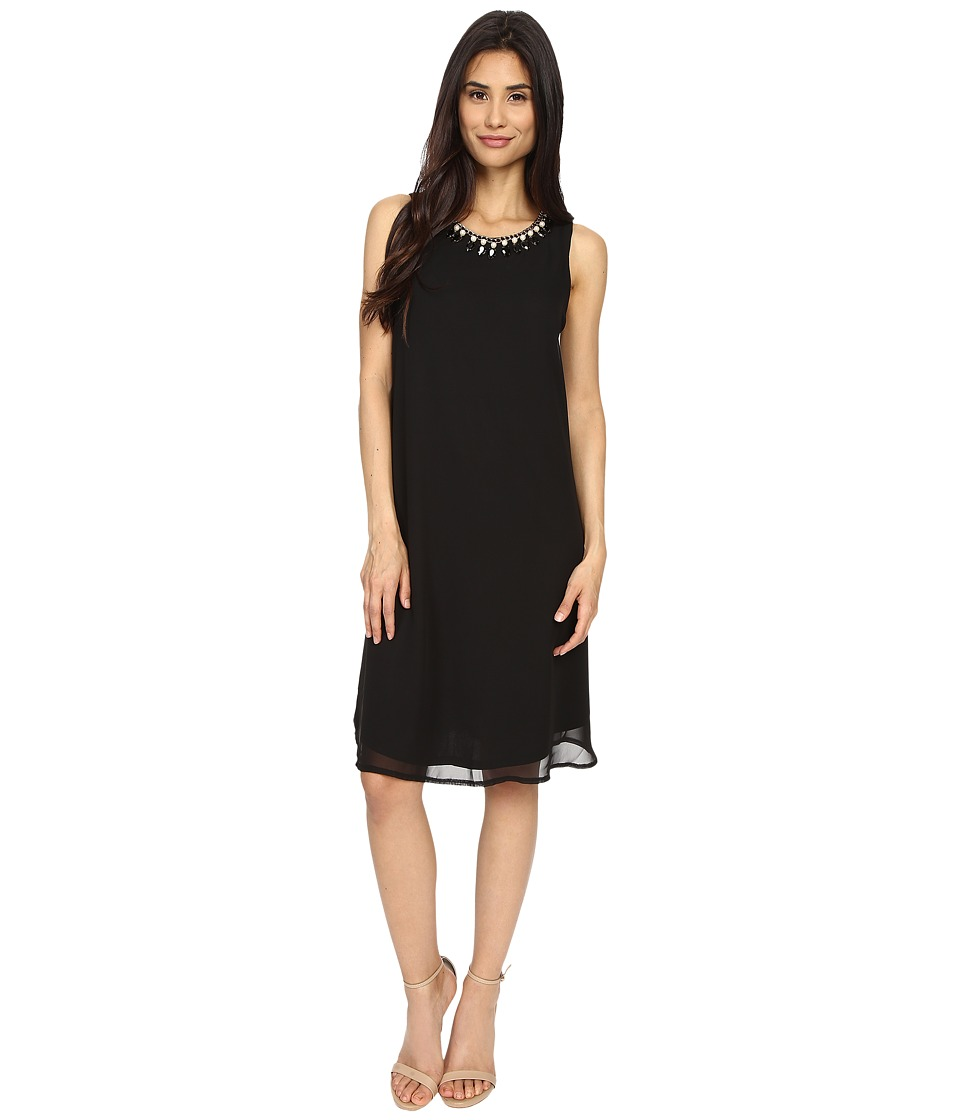 rsvp Altamura Trapeze Dress Black Womens Dress