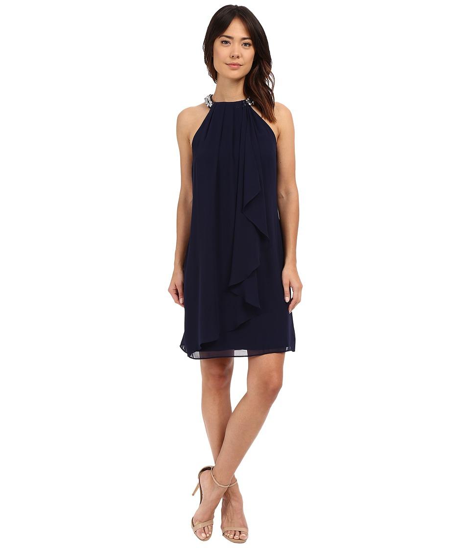 rsvp Balsamo Beaded Dress Navy Womens Dress