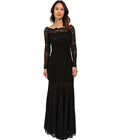 rsvp - Livorna Gown w/ Lace
