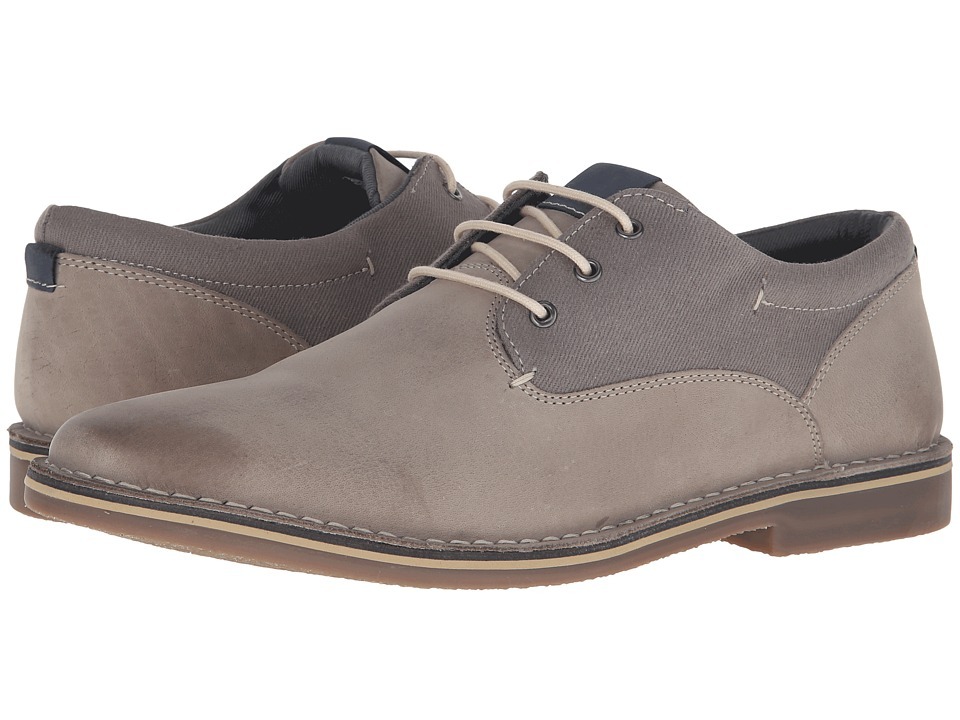Steve Madden Harpoon 3 Grey/Blue Mens Lace up casual Shoes