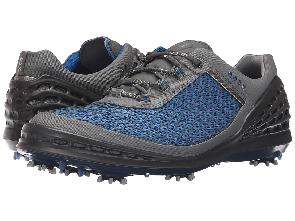 ECCO Golf Evo Cage (Bermuda Blue-Ombre/Bermuda Blue) Men