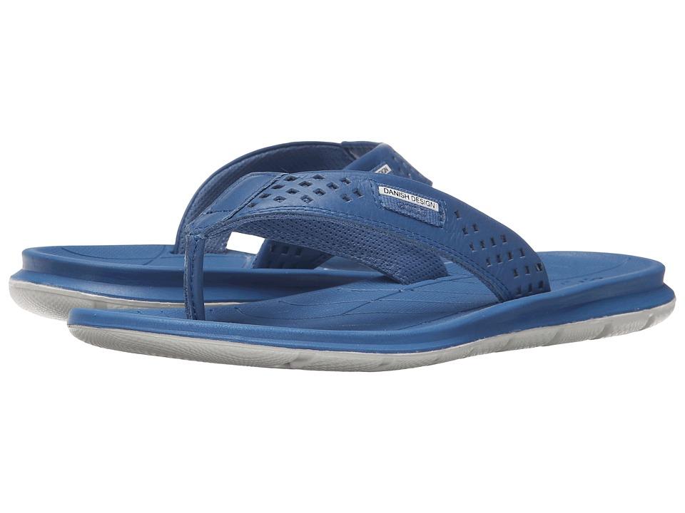 ECCO Sport Intrinsic Thong Sandal Cobalt Womens Sandals