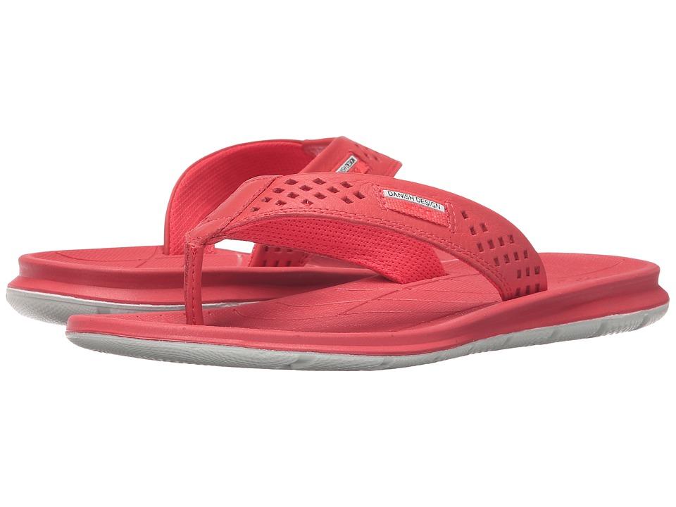 ECCO Sport Intrinsic Thong Sandal Coral Blush Womens Sandals