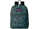 JanSport High Stakes (Aqua Dash Water Lotus)