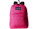 JanSport SuperBreak (Cyber Pink)