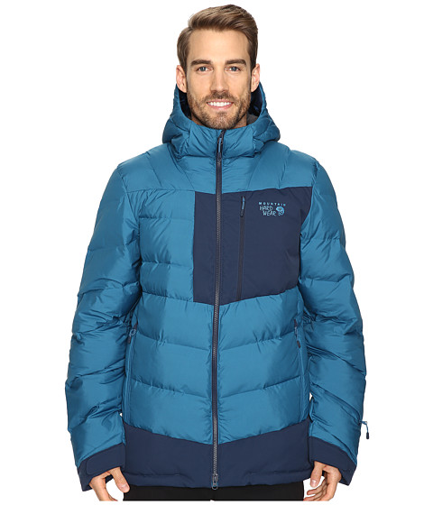 Mountain Hardwear Therminator Parka - Phoenix Blue