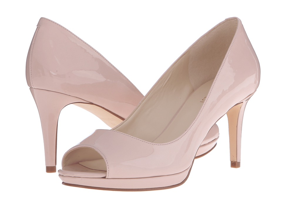 Nine West Gelabelle3 Light Natural Synthetic Womens Shoes