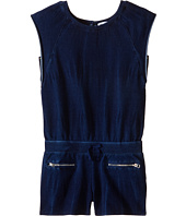 Splendid Littles - Indigo Baby French Terry Romper (Big Kids)