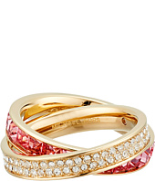 Michael Kors - Cubic Zirconium Interlocking Ring